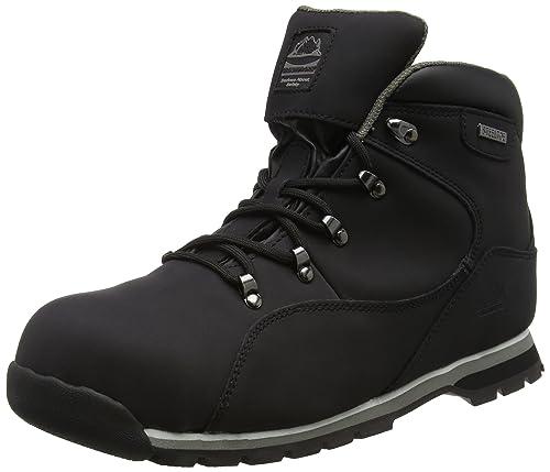 Groundwork GR66, Zapatos de Seguridad Unisex, Negro, 46 EU