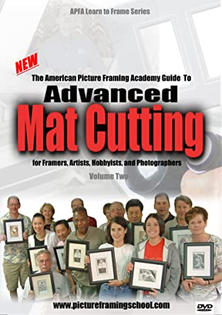 Amazon.com: The American Picture Framing Academy Guide to Advanced ...