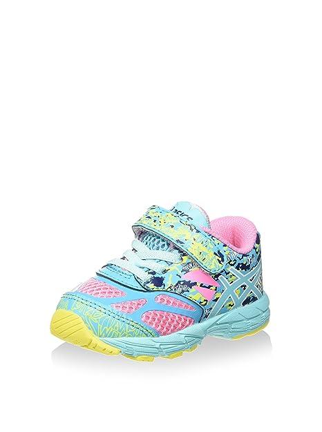 98f6999db Asics Zapatillas de Running Noosa Tri 10 TS Rosa Aguamarina Azul EU 26   Amazon.es  Zapatos y complementos