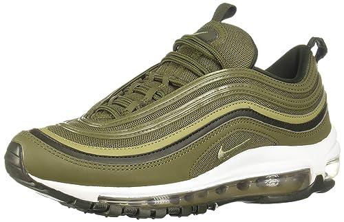 reputable site 5ab4f 3f07a Nike W Air Max 97, Scarpe da Ginnastica Basse Donna, Multicolore (Medium  Neutral