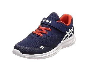 [アシックス] 運動靴 スニーカー LAZERBEAM MA-MG キッズ インディゴブルー/ホワイト 19 cm