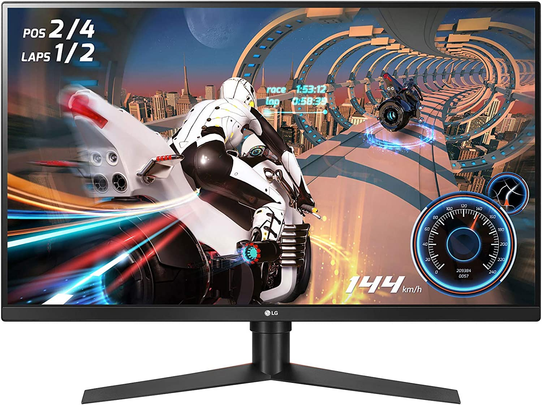 LG 32GK650G Monitor de juegos con 144Hz de frecuencia de actualización y NVIDIA (Enewed): Amazon.es: Electrónica