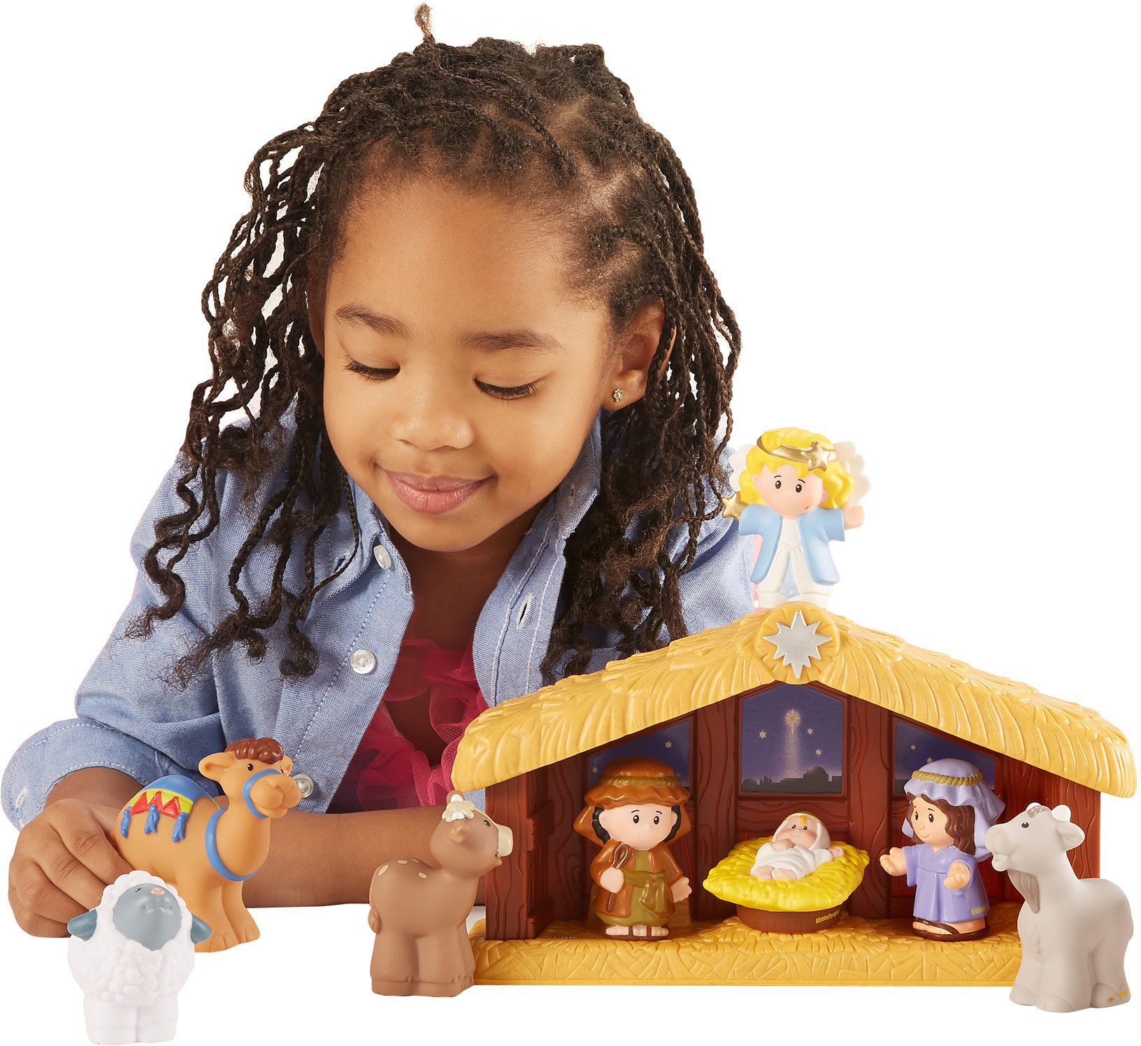 Fisher-Price Little People Nativity