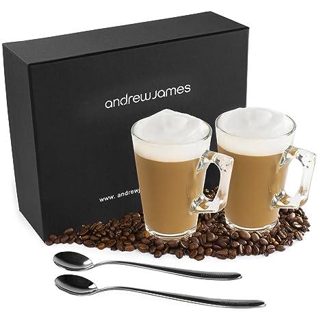 x1 Nespresso Tall Coffe Cup Double Glass Espresso Latte Capuccino 350 ml NEW