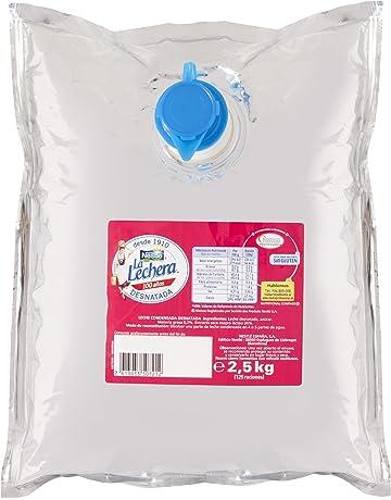 Nestlé La Lechera Leche condensada Desnatada - Leche condensada sin lactosa 2500 g