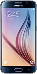 Samsung Galaxy S6 G920T 32GB Unlocked GSM 4G LTE Octa-Core Android Smartphone w/ 16MP Camera - Black