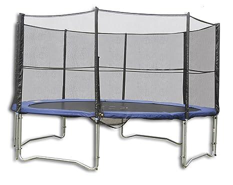 Spartan-Sport - Red de seguridad para cama elástica (305 cm, para ...