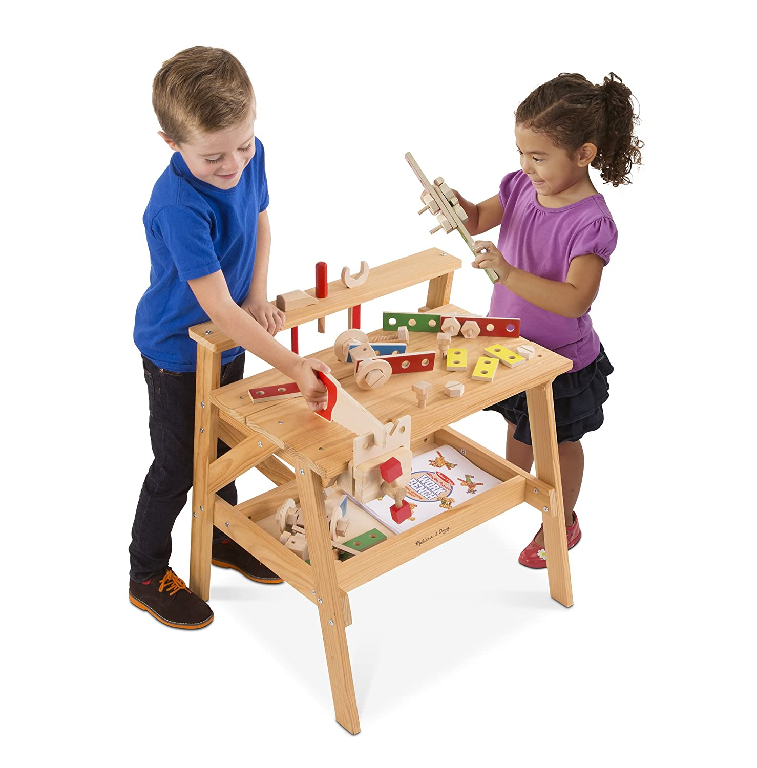 Melissa & Doug Wooden Workbench .96 @ Amazon.ca