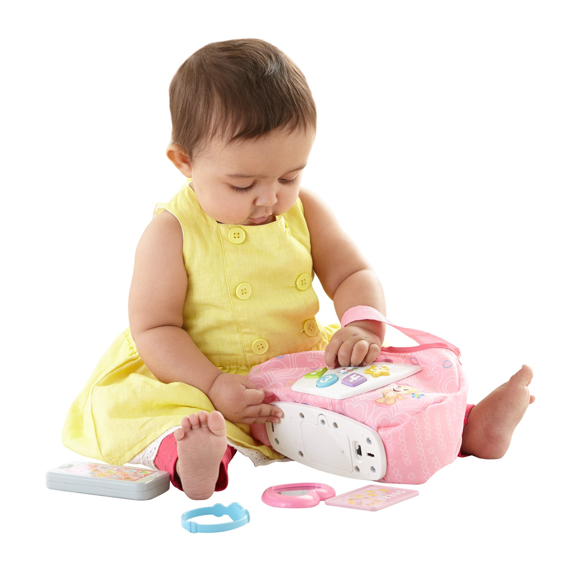 Fisher-Price Laugh & Learn Sis' Smart Stages Purse by Fisher-Price (Image #13)