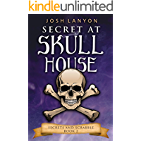Secret at Skull House: An M/M Cozy Mystery (Secrets and Scrabble Book 2) book cover