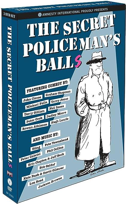Amazon.com: The Secret Policemans Balls: Paul Abrahams ...