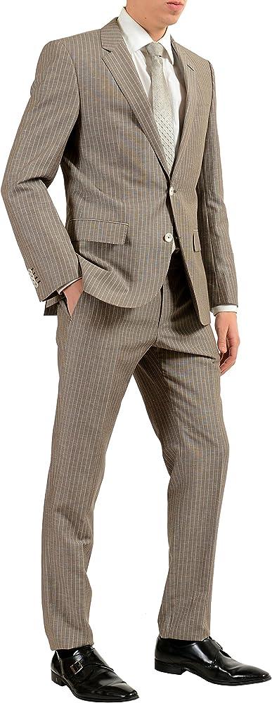 Amazon.com: hugo boss hutson1/Gander para hombre lino lana ...