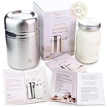 Country Trading Greek Yogurt Maker