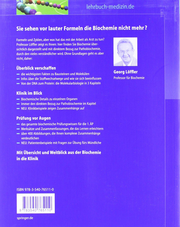 Poster Stoffwechsel Springer Lehrbuch Georg Loffler Download Images ...