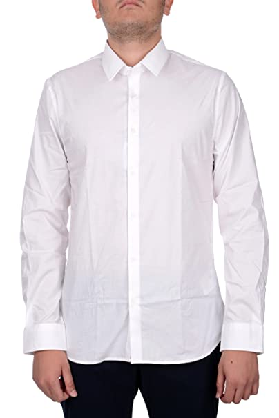 GUESS MARCIANO 74H4294416Z Camisa con las mangas largas Hombre BIANCO A000 43