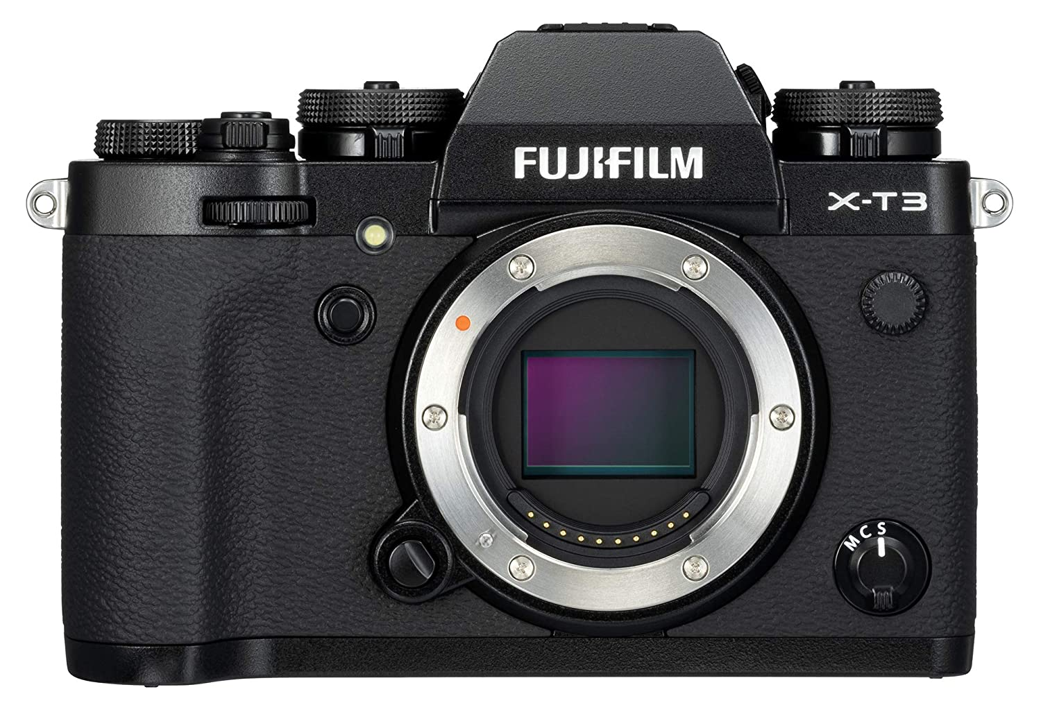 Fujifilm X-T3 Mirrorless Digital Camera w/XF18-55mm Lens Kit - Black X-T3 w/XF18-55 Lens Kit - Black