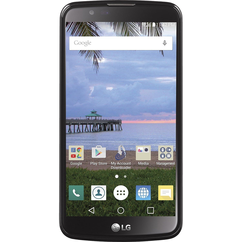Amazon.com: TracFone LG Premier 4G LTE CDMA Prepaid Smartphone: Cell Phones  & Accessories