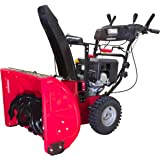 Power Smart DB7103-26 Inch 212 cc Two Stage Snow Thrower With Electric Start