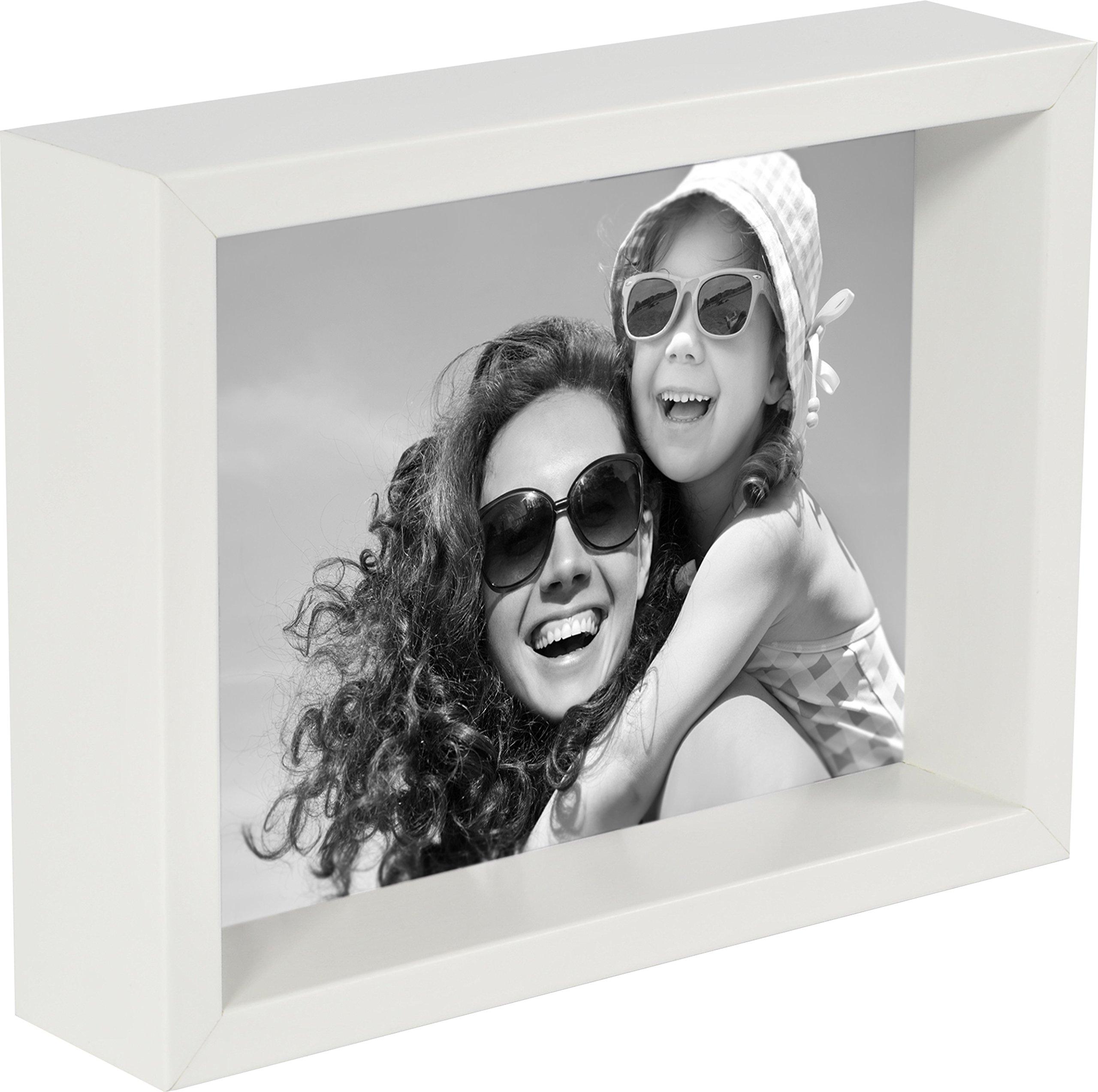 BD ART Cadre Photo Blanc 10 x 15 cm product image