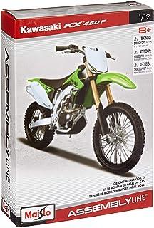 Maisto- Kit de Montaje del Modelo Ducati Monster 696 del año ...