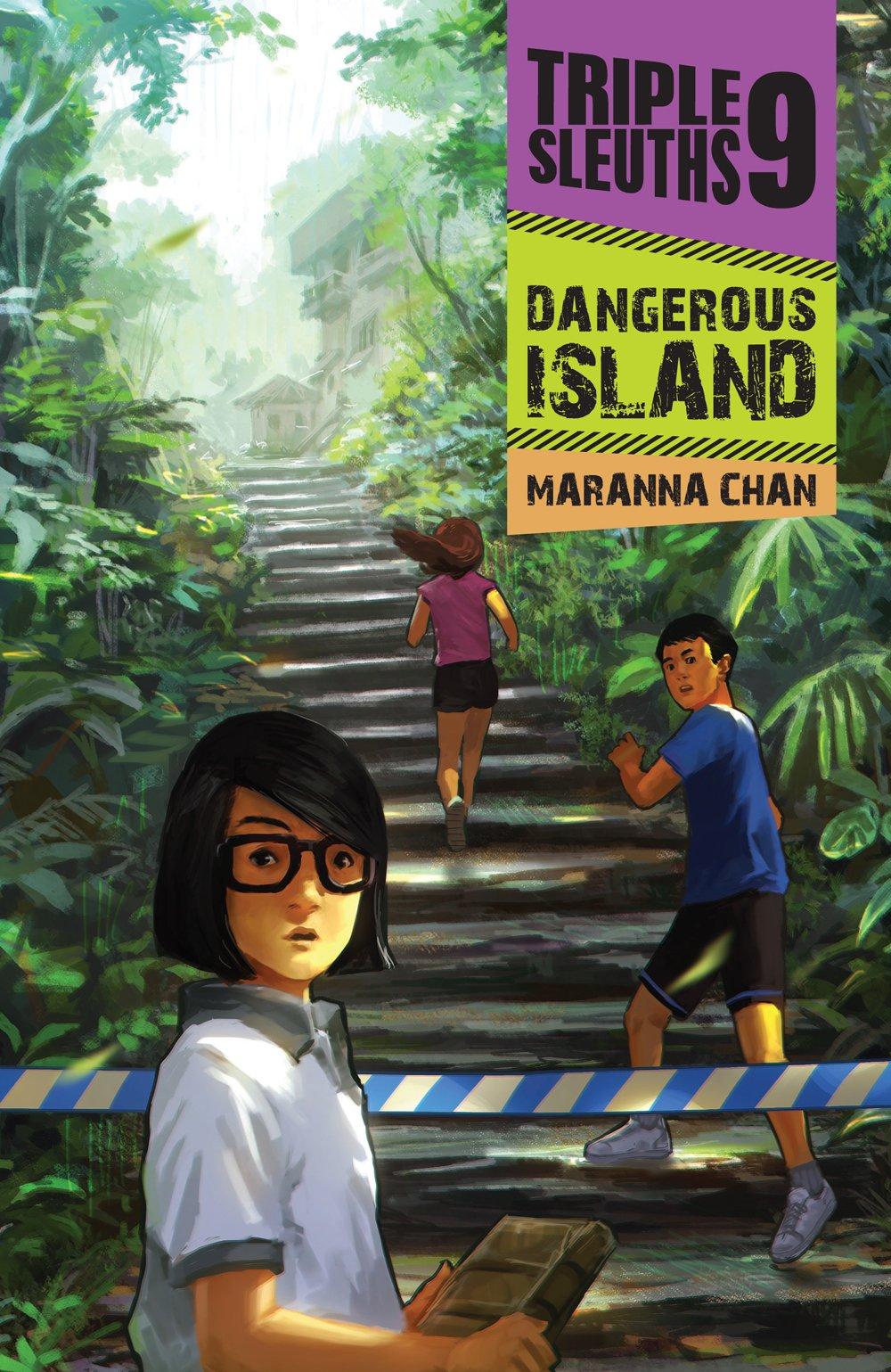 Read Online Triple Nine Sleuths: Dangerous Island ebook