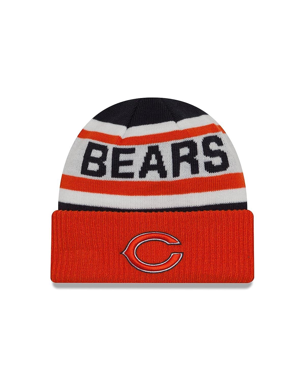 45c392afeb0 Buy New Era NFL Chicago Bears Biggest Fan 2.0 Cuff Knit Beanie