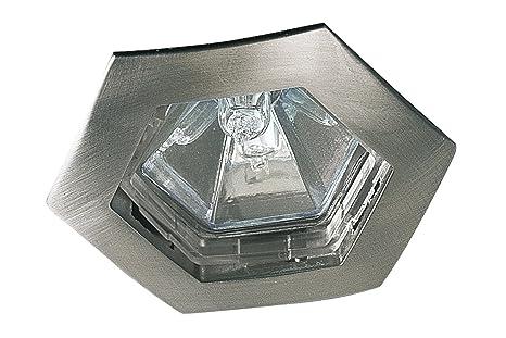 Paulmann Einbauleuchten 99556 Premium EBL Set Hexa 6x35W 2x105VA 230//12V GU5,3 7