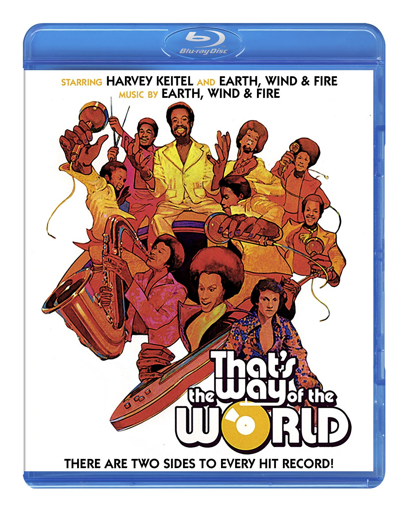 That's the Way of the World [Blu-ray]