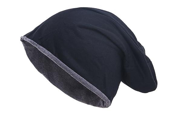 1bf8e5ce072 shenky - Bonnet d été de printemps tombant - jersey - fin et long ...