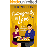 Outrageously in Love (Love in the City Book 3)