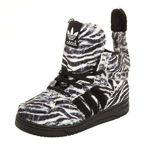 meet 92345 e906d adidas Jeremy Scott Zebra UK 7.5