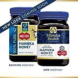 Manuka Health MGO 400+ 500 g Manuka Honey New Zealand