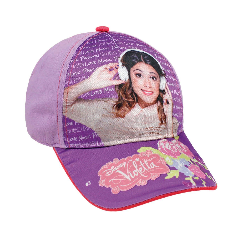 Gorra Violetta Disney: Amazon.es: Ropa y accesorios