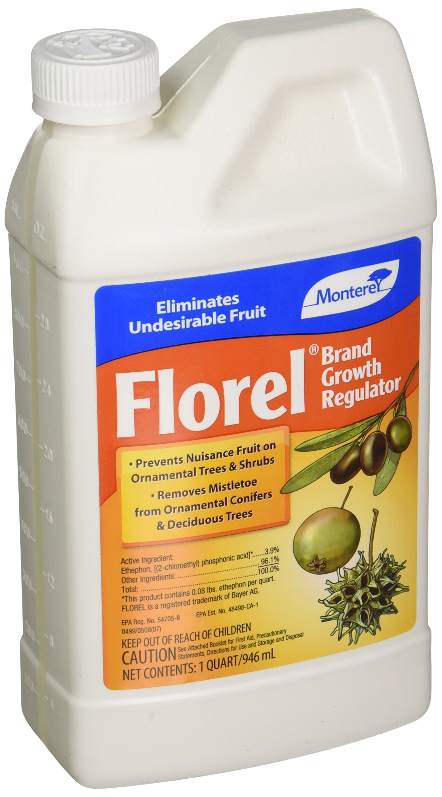 Monterey (704590) Florel Brand Growth Regulator 32oz by Monteray