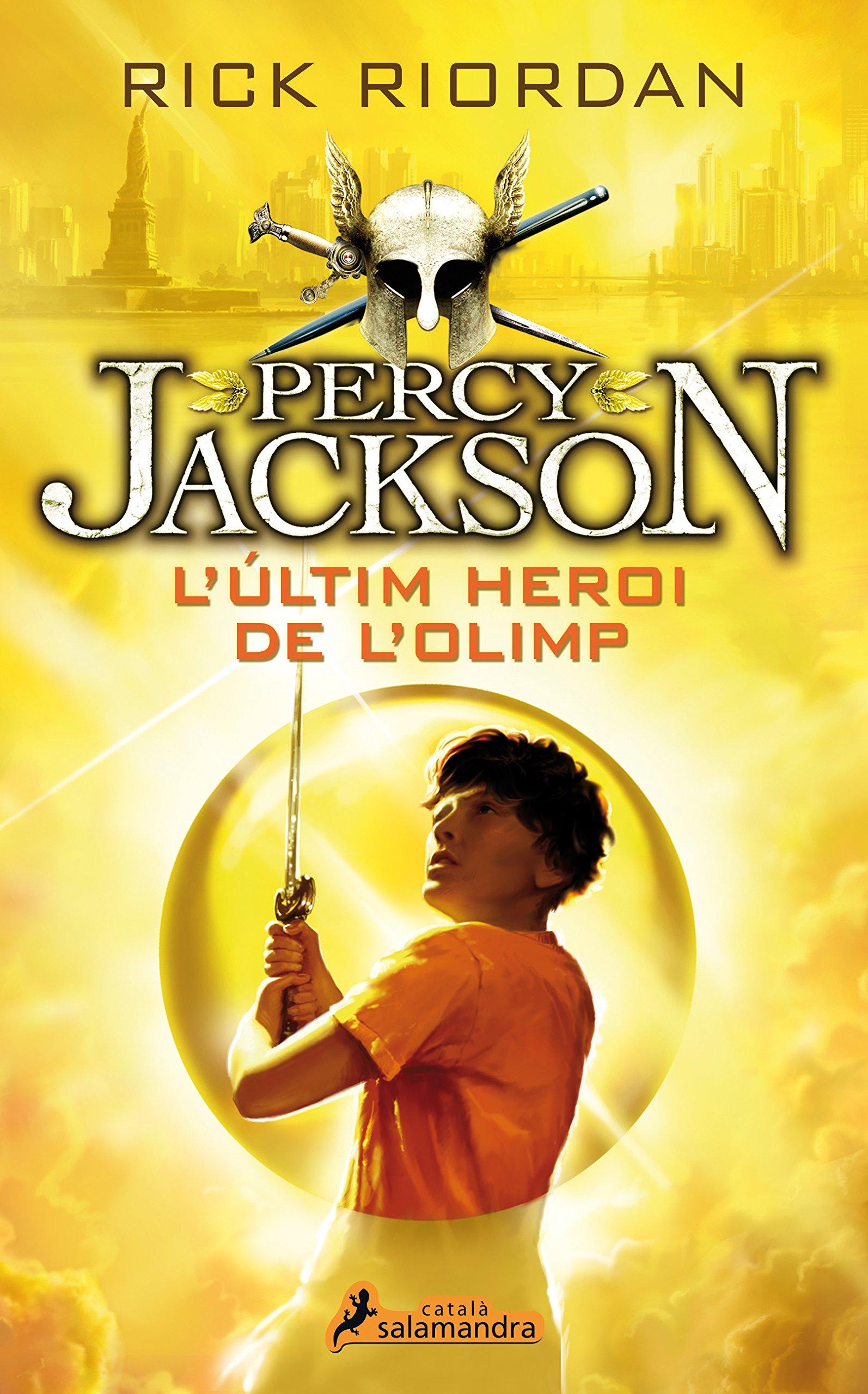 Read Online L'últim heroi de l'Olimp. Percy Jackson i els Déus de l'Olimp V pdf epub
