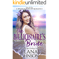 The Billionaire's Bride: Clean Beach Romance in Getaway Bay (Brides & Beaches Romance Book 2)