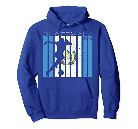 Amazon.com: Camiseta Seleccion Futbol Guatemala 2018 Soccer Hoodie: Clothing