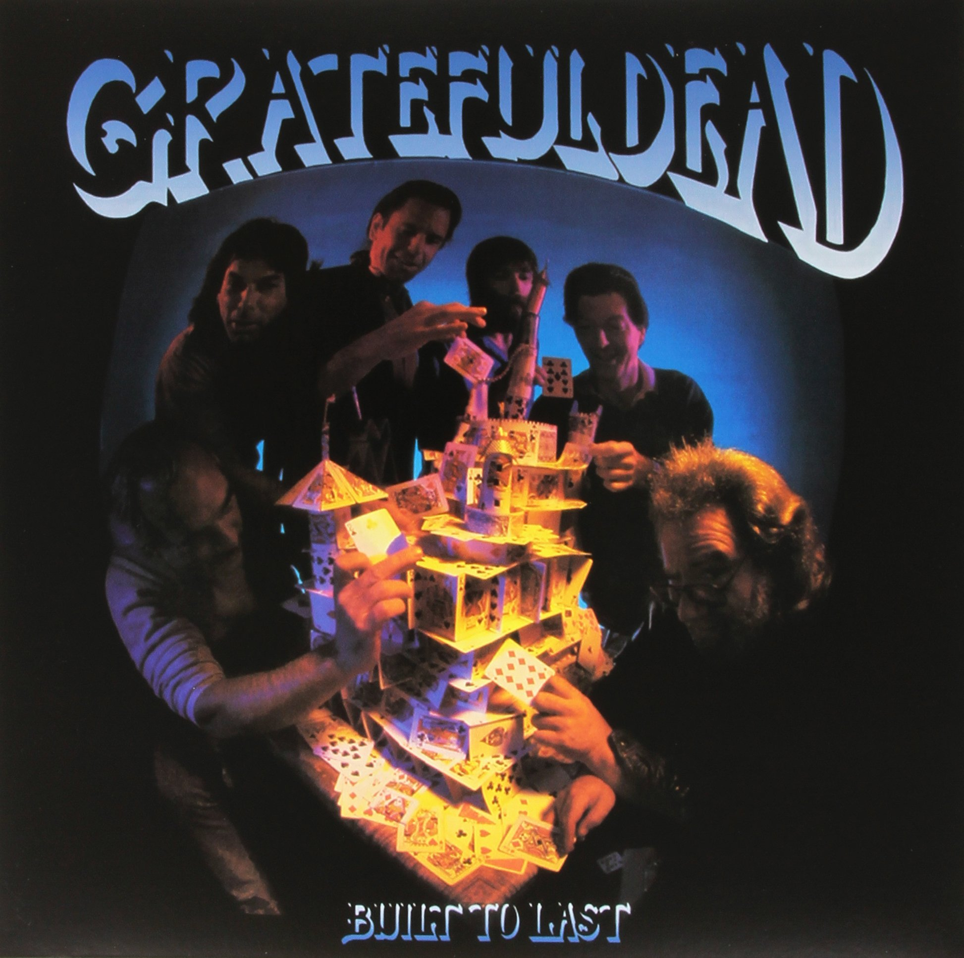 Vinilo : The Grateful Dead - Built to Last (180 Gram Vinyl, Limited Edition)