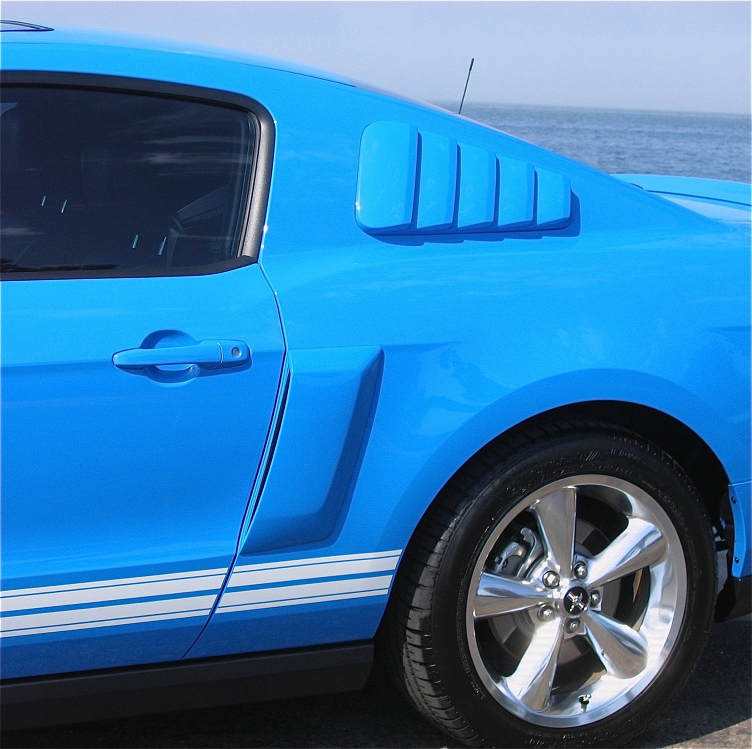 Street Scene 950-70772 Window Louvers