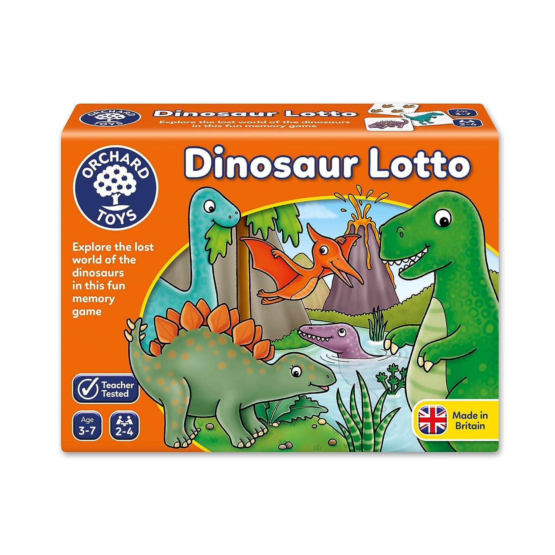 Orchard_Toys Dinosaur Lotto Juego