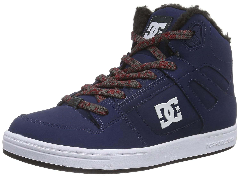 DC Shoes, Rebound WNT B Shoe - Zapatillas para Niños Color Azul Talla 36.5 ADBS100076-NGH