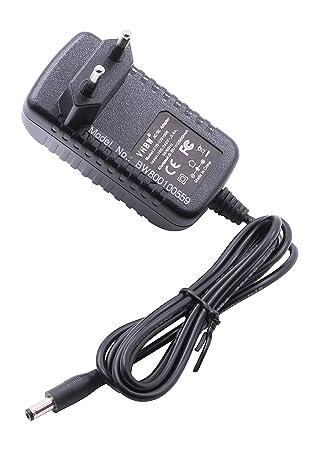 vhbw Cargador de alimentación para Equipos ASUS EEE PC EEEPC 2G 4G 8G 700 701, etc.
