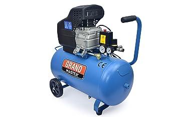 Compresor de aire 50 Litros 206l/min 1500W 220V
