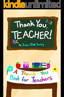 Amazon thank you a book for teachers ebook sandy gingras thank you teacher a thank you gift book for teachers voltagebd Choice Image