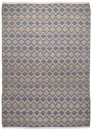 Tom Tailor Teppich Smooth Comfort Geometric Grau 140cm X 200cm