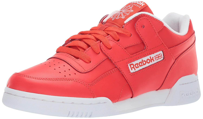 Canton rouge blanc 43.5 EU Reebok - Workout Plus Homme