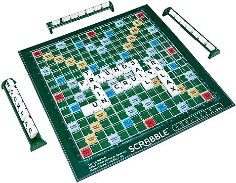 Scrabble Viaje Juego De Mesa Amazon Es Juguetes Y Juegos