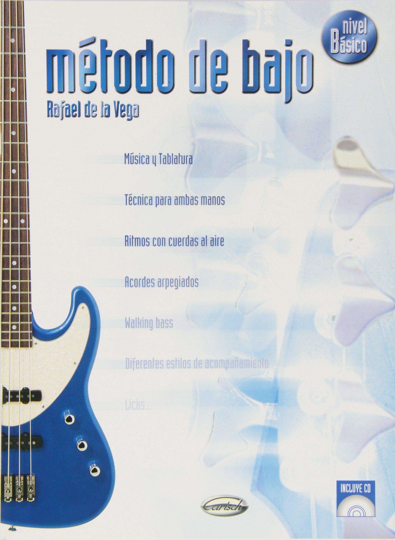 Método de Bajo, Nivel Básico (metodo autodidacta): Amazon.es: De ...