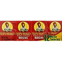 Sun-Maid Raisins, 14g, Pack of 12