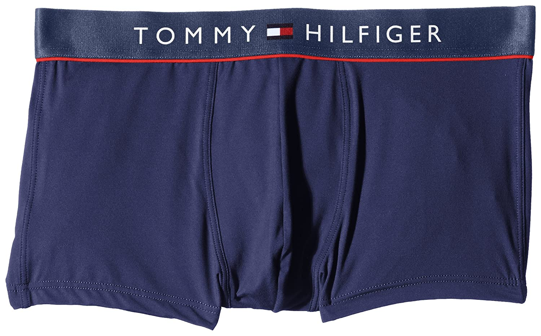 Tommy Hilfiger Low Rise Trunk Flex, Intimo Microfibra UomoNULL T.H. Deutschland GmbH 1U87904942